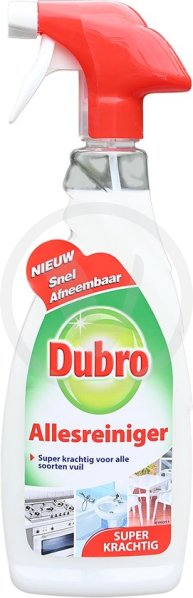 DUBRO ALLESREINIGER SPRAY 650ML