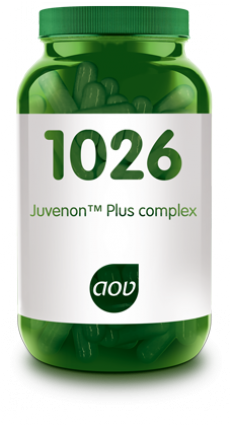 AOV JUVENON PLUS COMP     1026 60CP