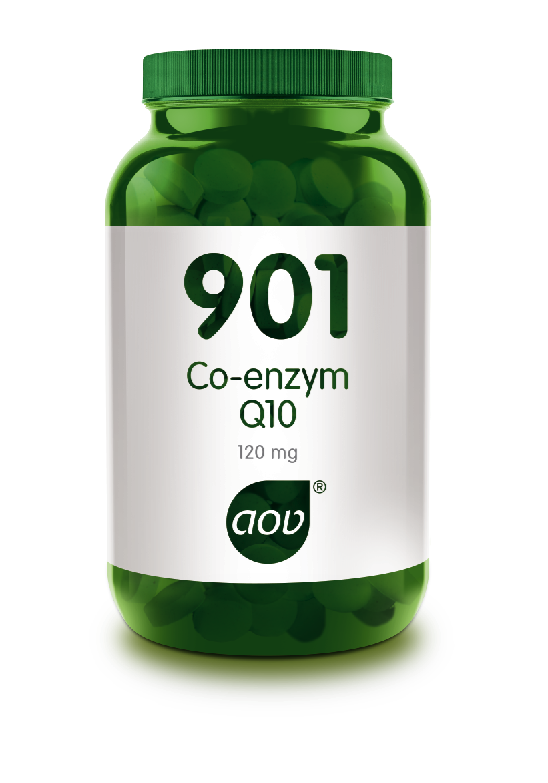 AOV CO ENZYM Q10 120MG     901 60ST
