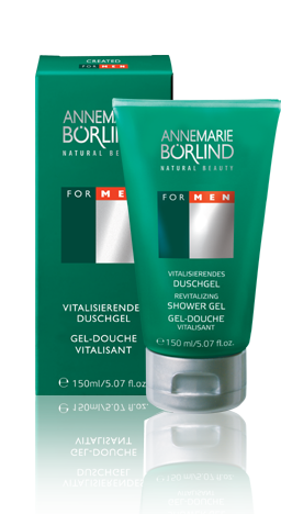 BORLIND MEN VITALISER DOUCHEGL 150ML
