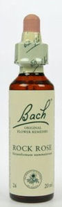 BACH ROCK ROSE ZONNEROOSJE 26 20ML
