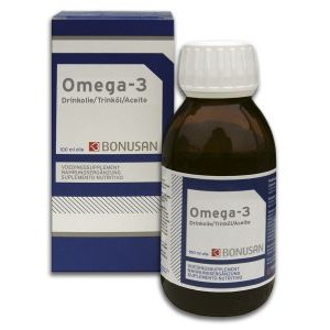 BONUSAN OMEGA 3 DRINKOLIE 100ML