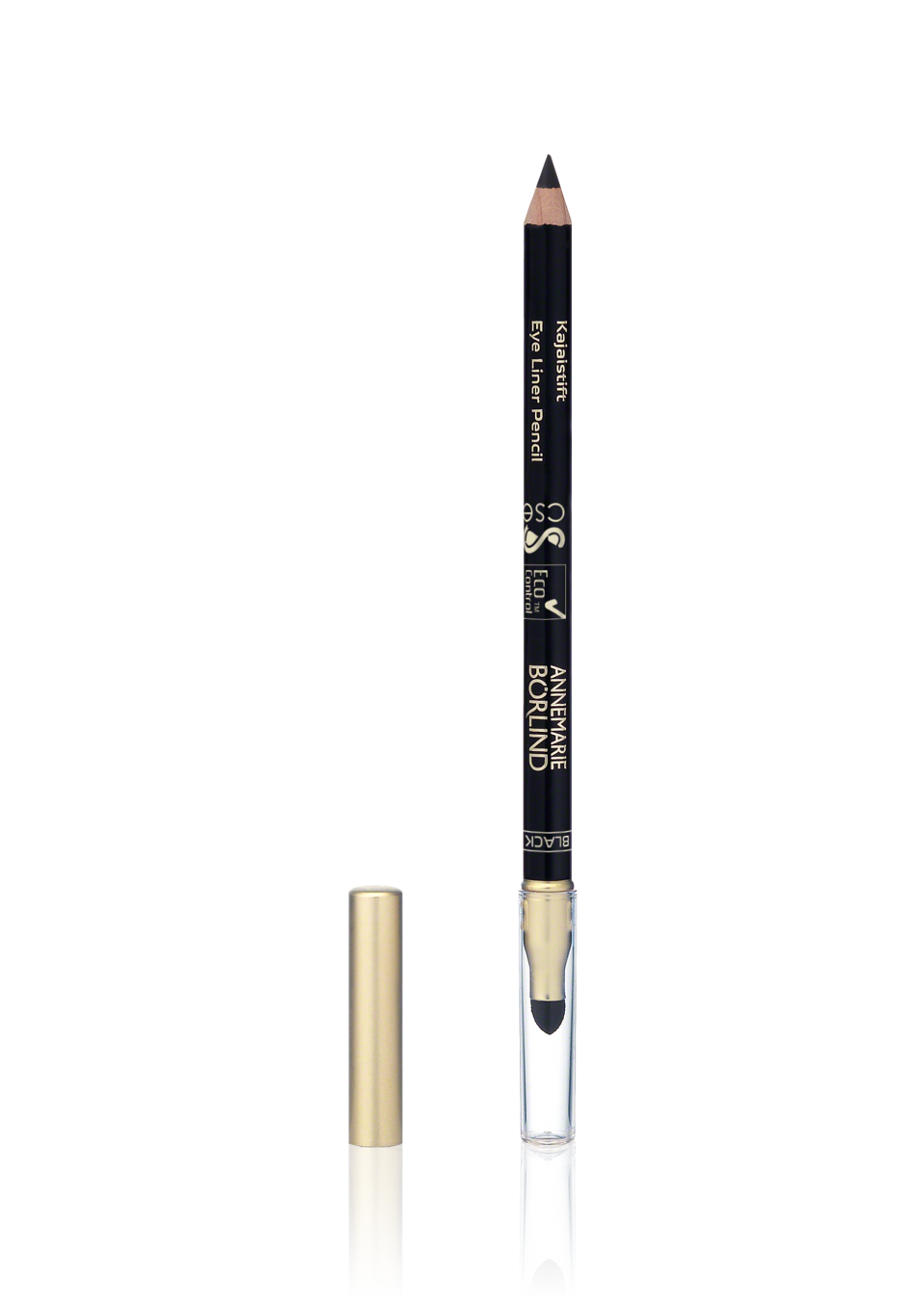 BORLIND KAJALSTIFT BLACK 14 1ST