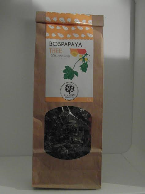 Food by Nature bos-papaya kruidenthee 25gr.