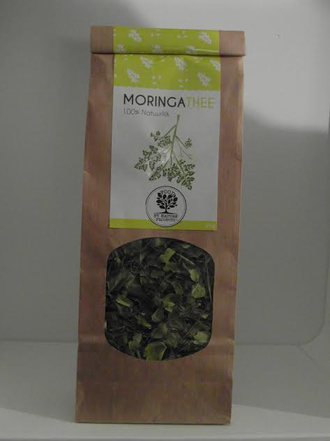 Food by Nature moringa kruidenthee 25 gr.
