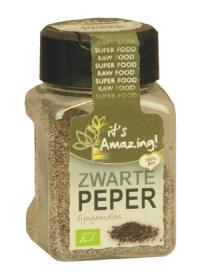 ITS AMAZING PEPER ZW FIJN GEM 37GR