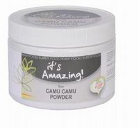 ITS AMAZING CAMU CAMU POWDER 120GR