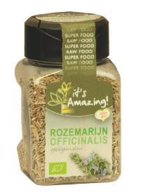 ITS AMAZING ROZEMARIJN BLAD 19GR