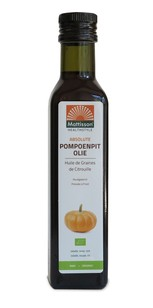 MATTISSON POMPOENPITOLIE   bio 250ML