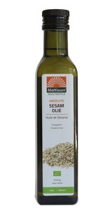 MATTISSON SESAMOLIE        bio 250ML