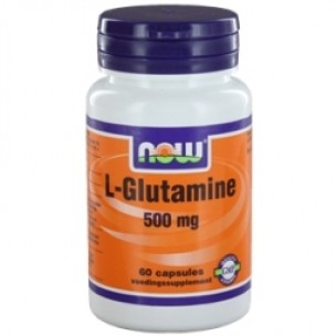 NOW L-GLUTAMINE 500mg 60ST