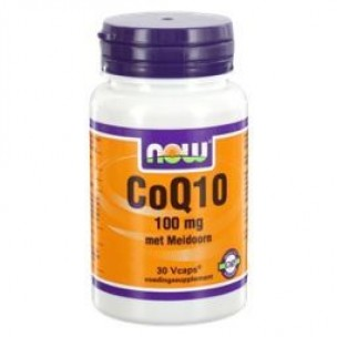 NOW COQ10 100MG MEIDOORN 30ST