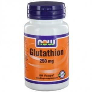 NOW L-GLUTATHION 250MG 60ST
