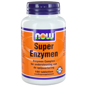 NOW SUPER ENZYMES 180 S