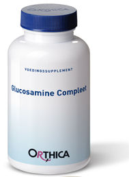 ORTHICA GLUCOSAMINE COMPLEET  120T