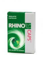 RHINO CAPS INHALATIECAPSULES 16ST