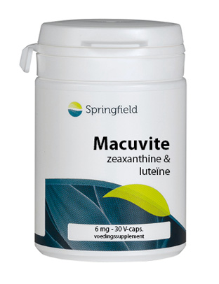 SPRING MACUVITE ZEAXANT LUTEIN 30CP