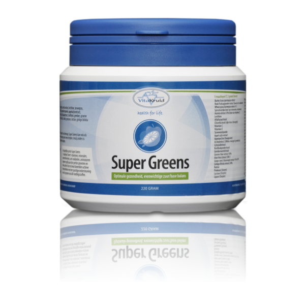 VITAKRUID SUPER GREENS 220GR