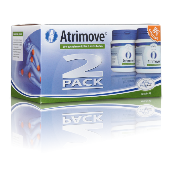 VITAKRUID ATRIMOVE 2PACK 880GR