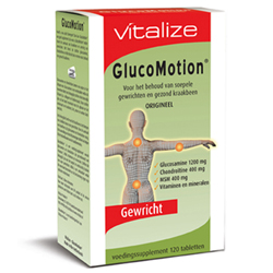 GLUCO MOTION ORIGINAL TABLET 120 S
