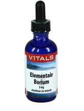 VITALS ELEMENTAIR BORON 60ML