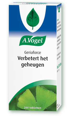 VOGEL GERIAFORCE TABLETTEN 200 S