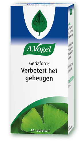 VOGEL GERIAFORCE TABLETTEN  80 S