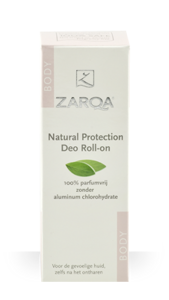 ZARQA NATURAL PROTECTION DEO ROLL-ON 50ML