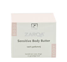 ZARQA BODY BUTTER SENSITIVE 250ML