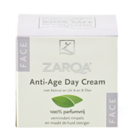 ZARQA ANIT-AGE DAY CREAM 50GR