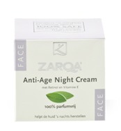 ZARQA ANIT-AGE NIGHT CREAM 50GR