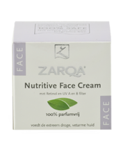 ZARQA FACE NUTRITIVE CREAM POT  50 GR