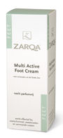 ZARQA MULTI ACTIVE FOOT CREAM 200ML