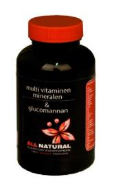 ALL NATURAL MULTIVIT GLUCOMAN