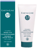 EARTH LINE WHITE TEA  BIO GEZICHTSMASKER  100M