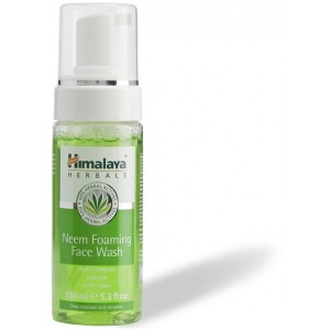HIMALAYA H FACE WASH NEEM FOAM