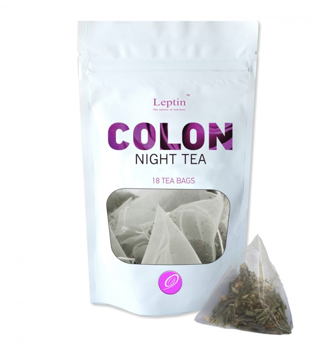 LEPTIN COLON NIGHT TEA