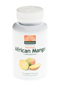 MATTISSON AFRICAN MANGO 150MG 60CP