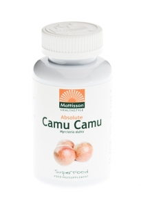 MATTISSON CAMU CAMU EXTRACT  * 60CP