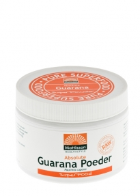 MATTISSON GUARANA POEDER 125GR