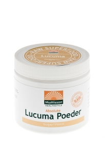 MATTISSON LUCUMA POEDER RAW 300GR