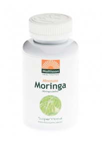 MATTISSON MORINGA LEAF 400MG 60CP