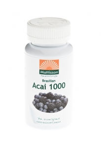 MATTISSON ACAI 1000 EXTRACT 60CP