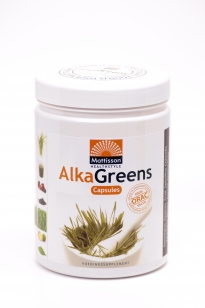 MATTISSON ALKAGREENS 750MG 240CP