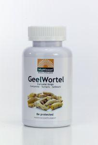 MATTISSON GEELWORTEL EXTRACT * 90CP