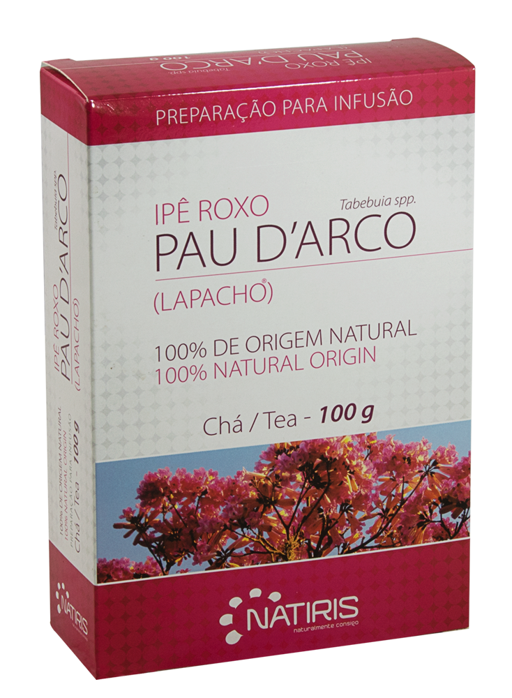 NATIRIS PAU D ARCO 300 100TB