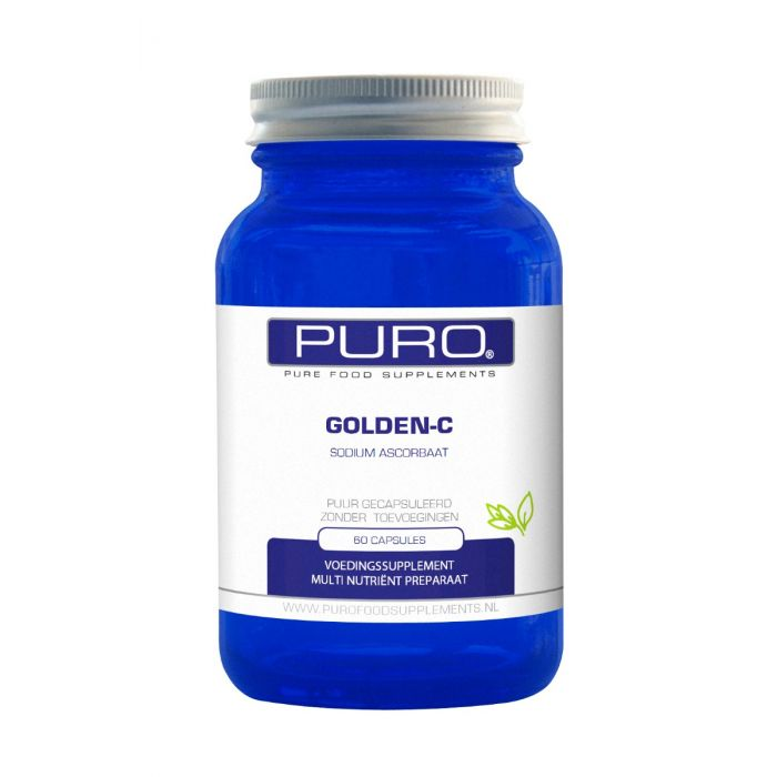 PURO GOLDEN-VITAMINE C SODIUM ASCORBAAT
