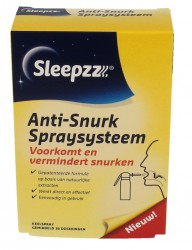 SLEEPZZ SNORE-END SPRAY   45M