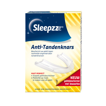 SLEEPZZ ANTI TANDENKNARS 1ST