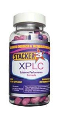 STACKER 3 VITAL XPLC CAPS  100S